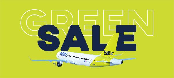 Didžiausias vasaros skrydžių išpardavimas!