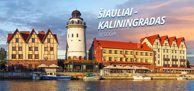 Ecolines atnaujinta tiesioginiai reisai į Kaliningradą